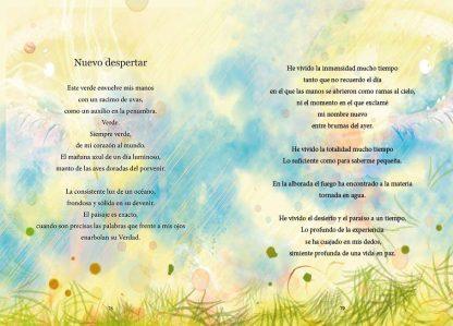 Poema NUEVO DESPERTAR