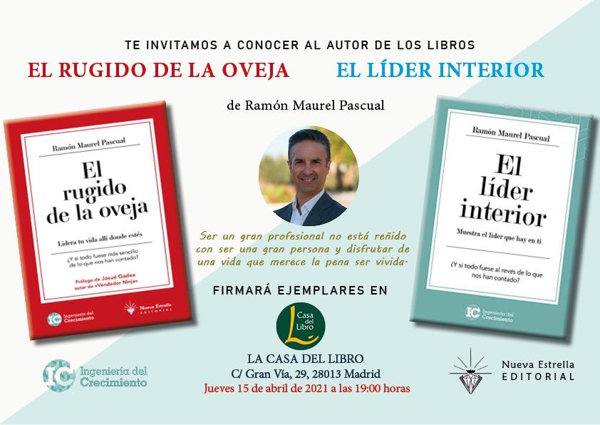Ramón Maurel en LA CASA DEL LIBRO